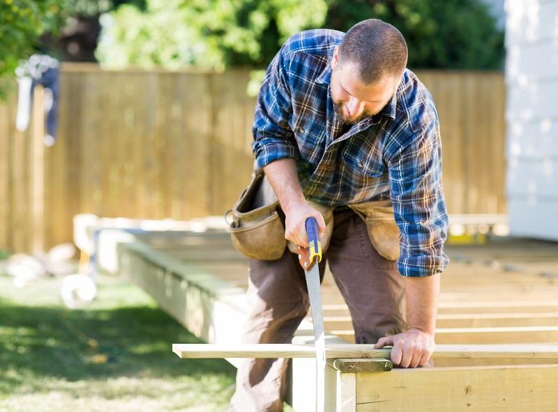 redcliffe handyman fix deck
